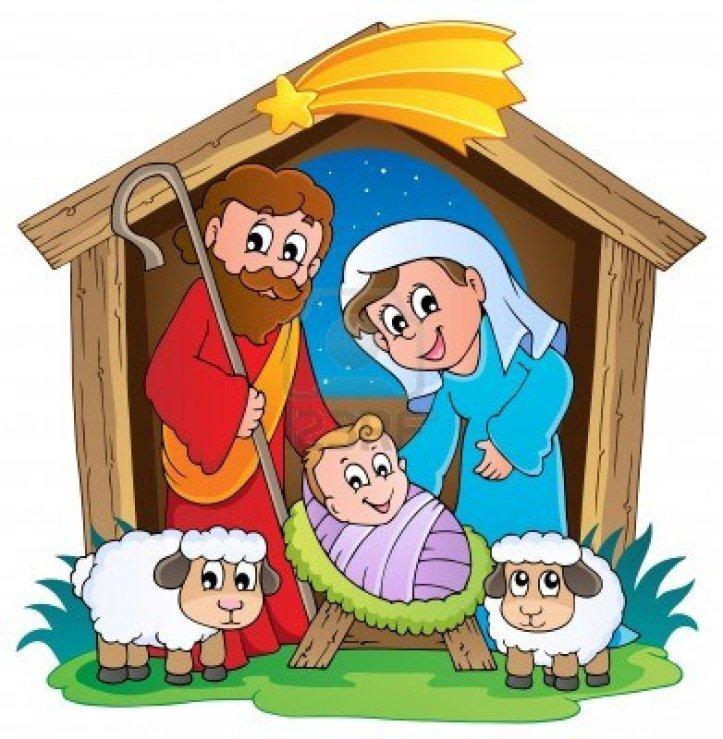 16272971-christmas-nativity-scene-2