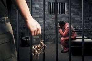 Keys to prison doors
