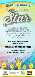 Globe Hope STAR