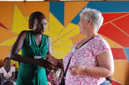 Prayer & Praise Over a Community