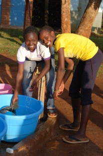 Washing our Clothes
