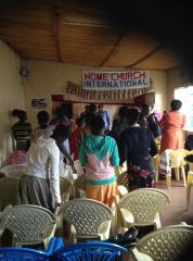 Home Church International