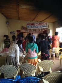 Home Church International
