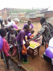 Outreach in Eldoret