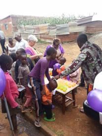 Outreach in Eldoret
