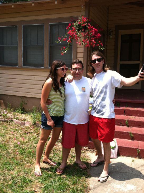 Amy, Maverick & Colt