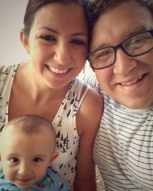 Amy, Maverick & Jonah