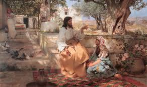 washing jesus feet