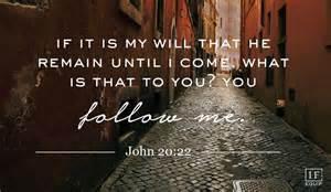 You Follow Me