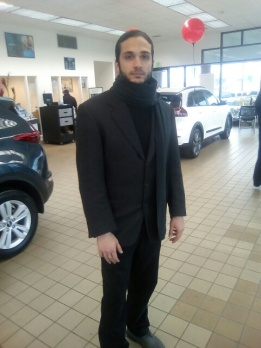 Business Student Max
