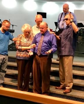 Pastor Jerry Jan Israel Trip