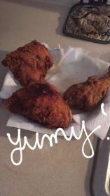 Claressa Chicken