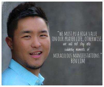 Ben Lim Quote