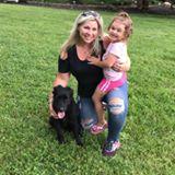 Sarah and niece