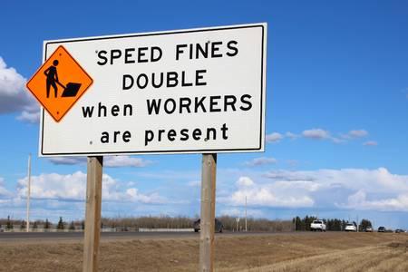 speed fines double