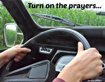 turn on prayers